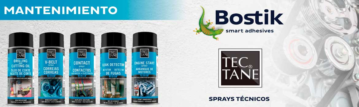 Sprays Bostik